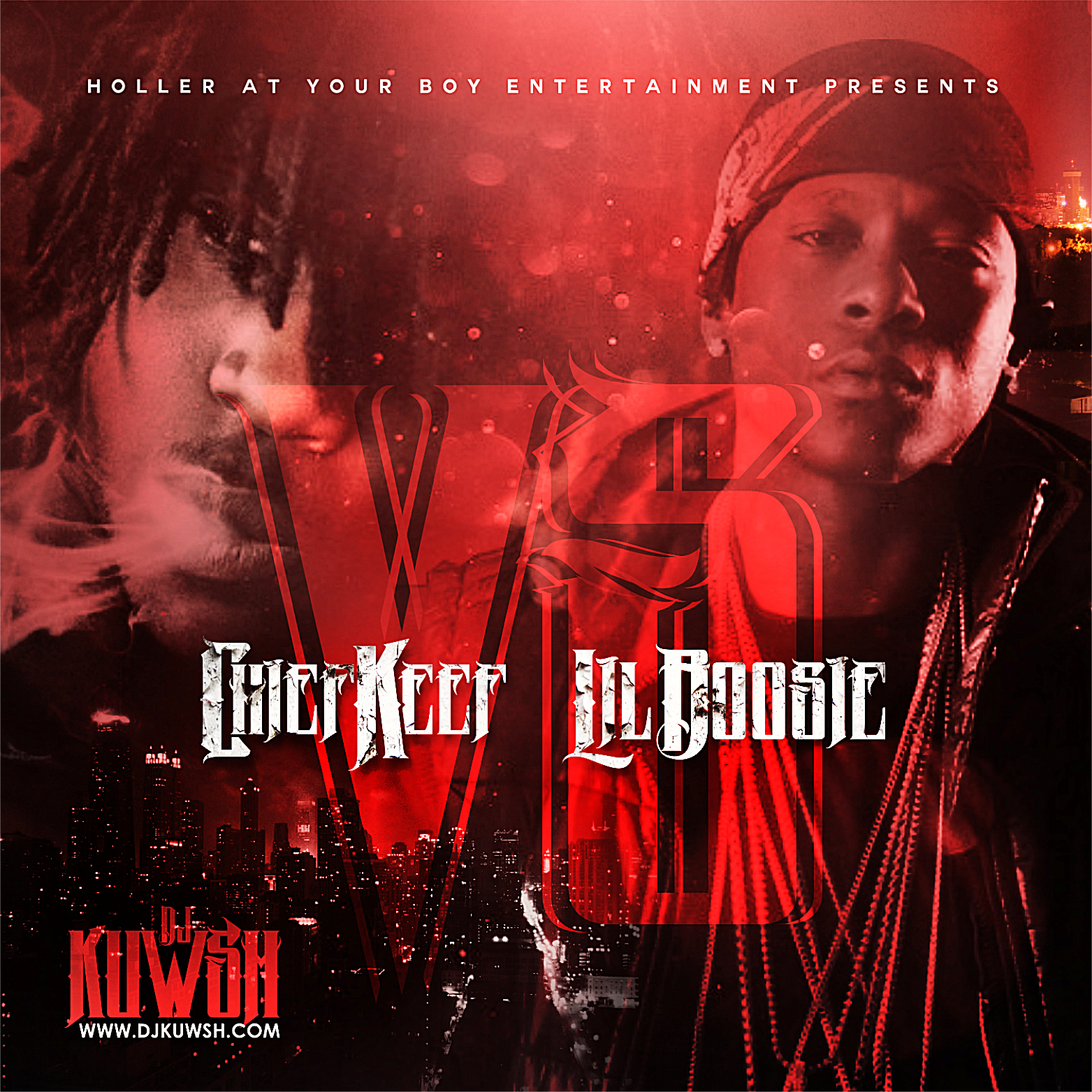 Chief Keef Vs Lil' Boosie (mixtape)