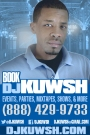 Check Out @DJKuwsh LIVE At DOUBLE D's!!!
