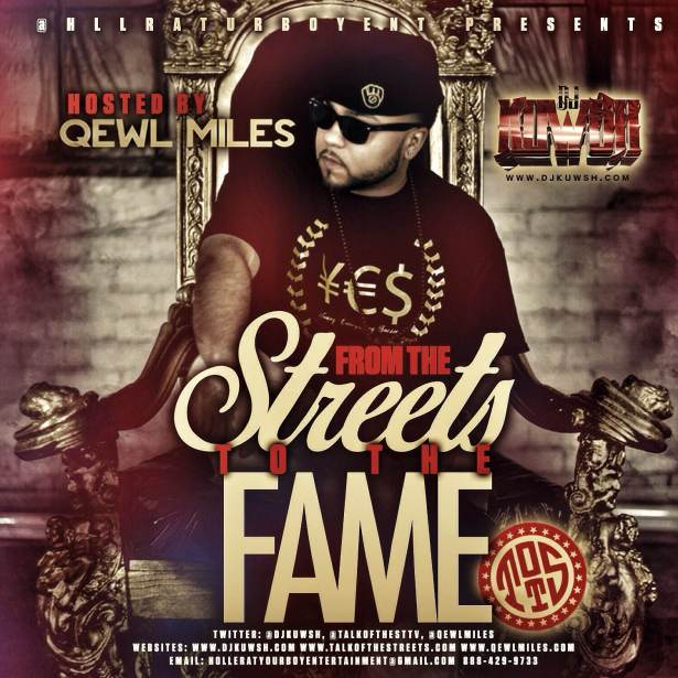 From The Streets To The Fame #MIXTAPE COMING SOON...